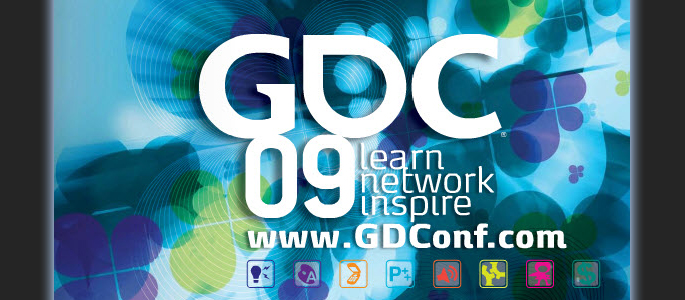 Official Logo for GDC 09