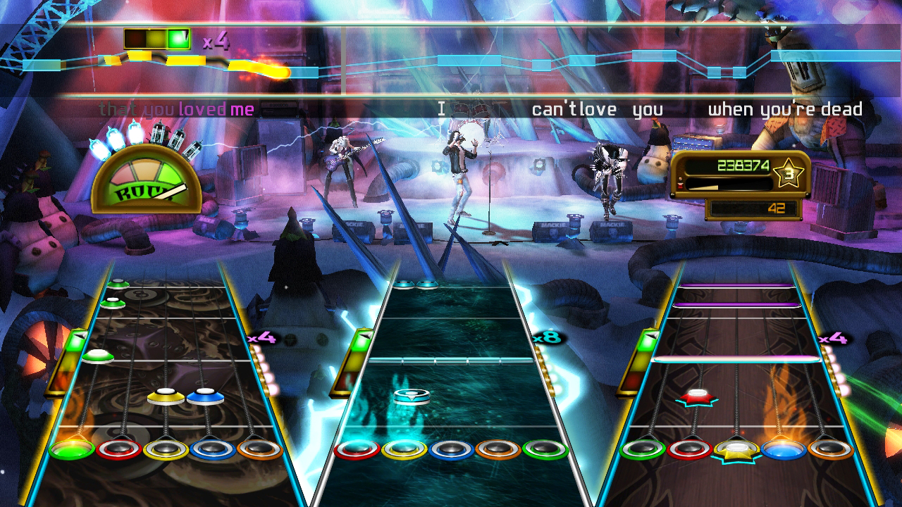activision reveals partial guitar hero smash hits track list. Black Bedroom Furniture Sets. Home Design Ideas
