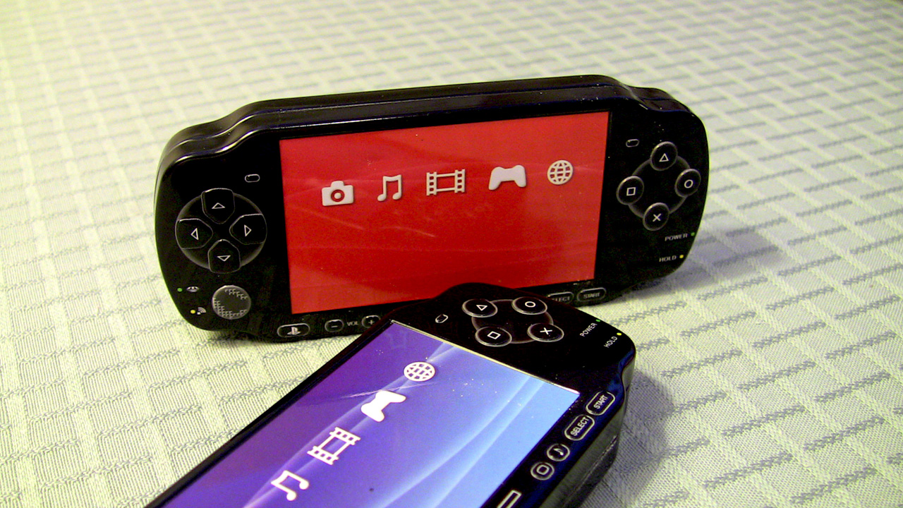 PSP Candy Review - Cherry & Blue Raspberry