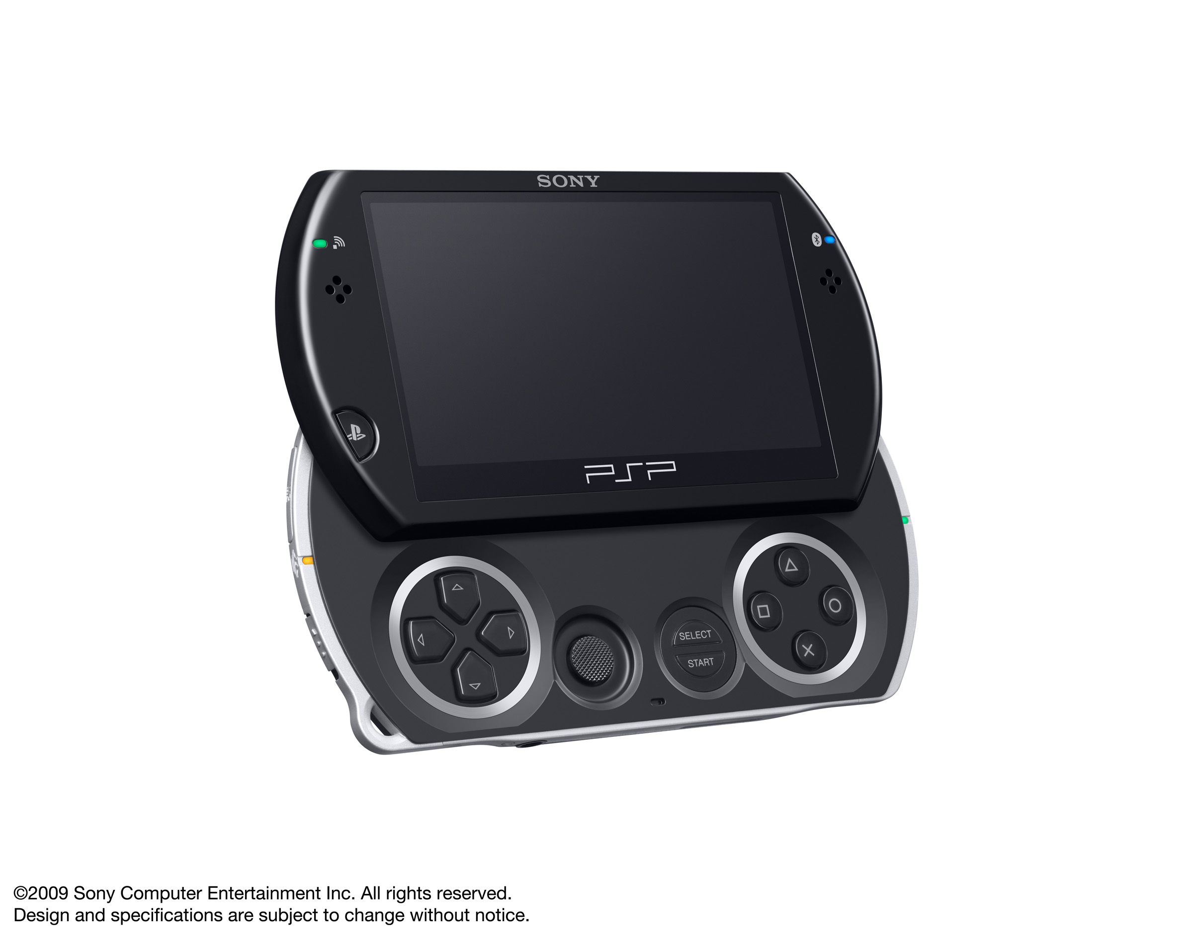 PSP Go, a Black and White Issue | 2400 x 1900 jpeg 162kB