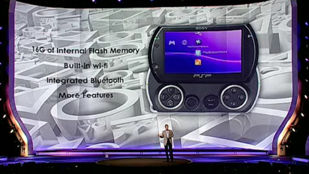 How Much Are Psp : Sony considered an additional analog nub for psp go