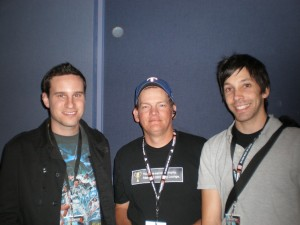 Jeff Rubenstein (L) & Chris Morelli (R) from the Playstation Blog