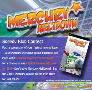 Mercury Contest