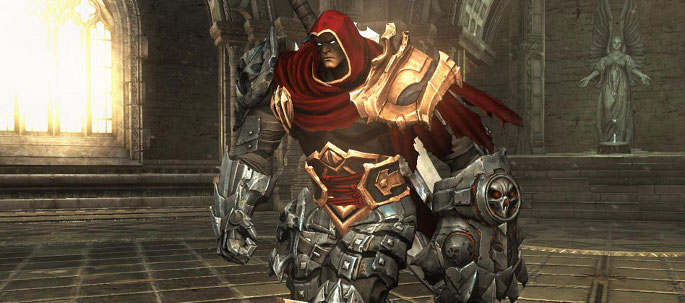 Darksiders Featured Co-op at Beginning