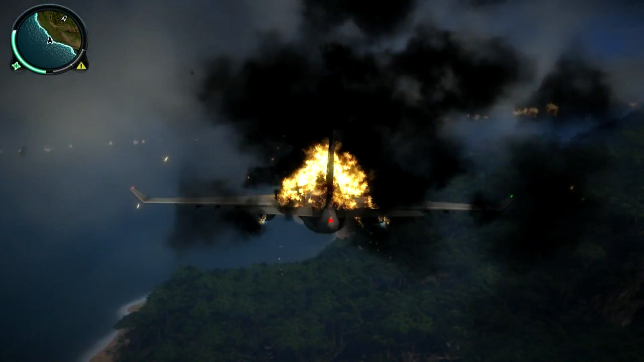"""Just Cause 2 """"Lost"""" Island Hides Dharma's Secrets"""