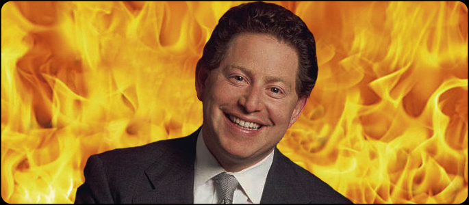 "Bobby Kotick is a ""total prick"" says Schafer"