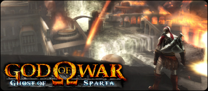 Psp Review God Of War Ghost Of Sparta