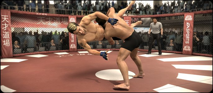 EA and UFC Officially Partnering for MMA Games | PlayStation