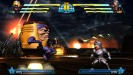 MODOK vs Arthur - NYCC Gameplay Screen - MARVEL VS CAPCOM 3