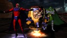 Magneto, MODOK & Doctor Doom - NYCC Gameplay Screen - MARVEL VS CAPCOM 3