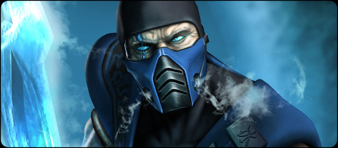 New Mortal Kombat Trailer Features Sub-Zero