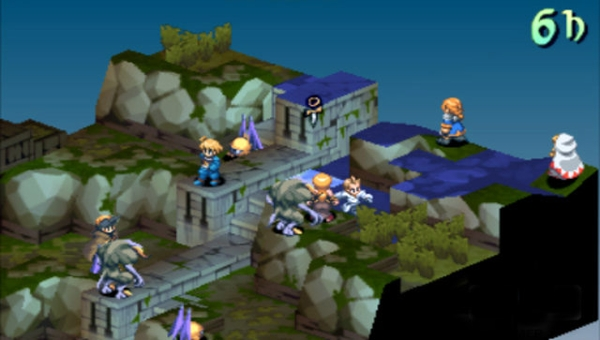 port rather than an outright review of Final Fantasy Tactics itself