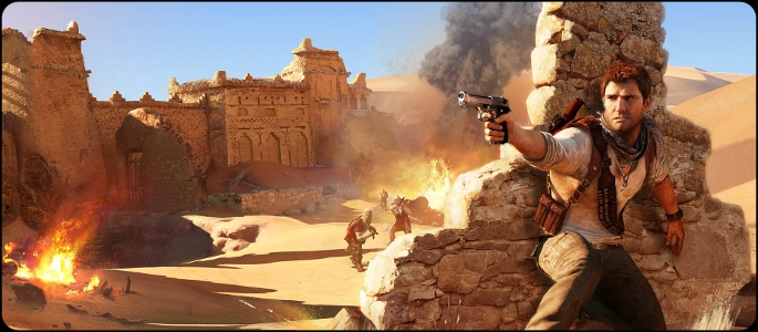 Uncharted 3: Drake's Deception Review PS3