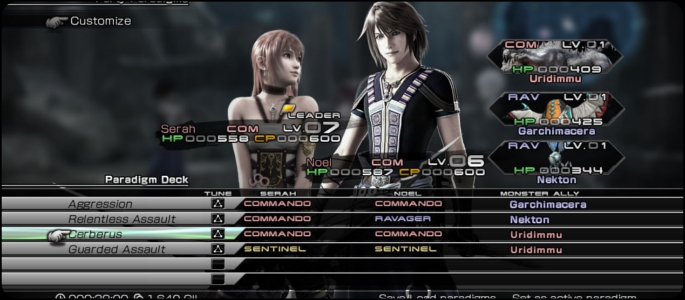 PS3 Review - Final Fantasy XIII-2