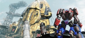 Optimus and the Ark - FoC Review
