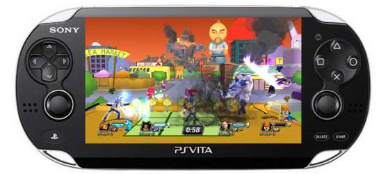 PlayStation All-Stars: Battle Royale Review (PS Vita)