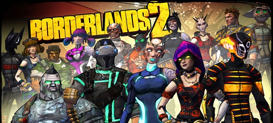 Borderlands 2 Customization Header