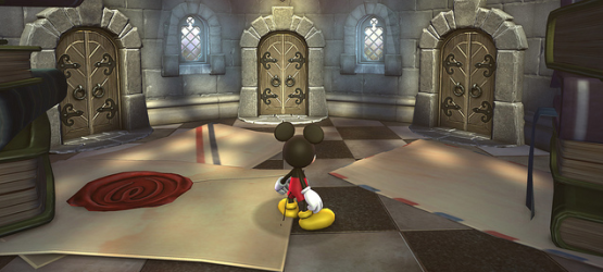 mickey mouse castle of illusion game free