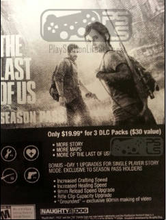 How to get the last of us online pass free