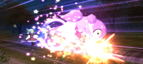 Tales of Xillia E3 Preview Battle