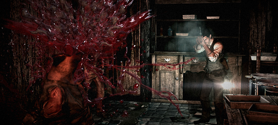 The Evil Within E3 Preview