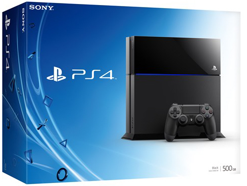 playstation4systembox