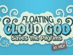 Floating Cloud God Saves The Pilgrims in HD