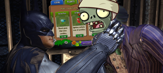 Batkaz vs Zombies