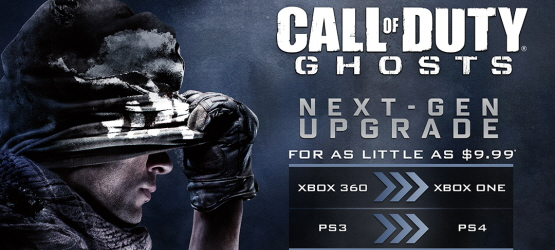 Call of Duty: Ghosts PS3 to PS4 Digital Upgrade Program ...
