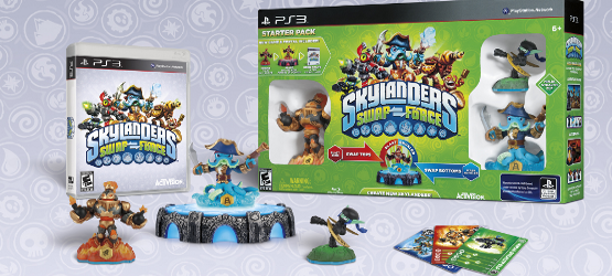 Skylanders-SWAP-Force-review-starter