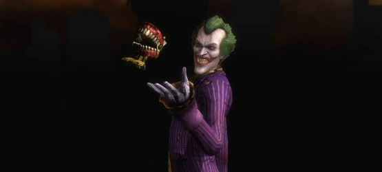 The PS4 Joker