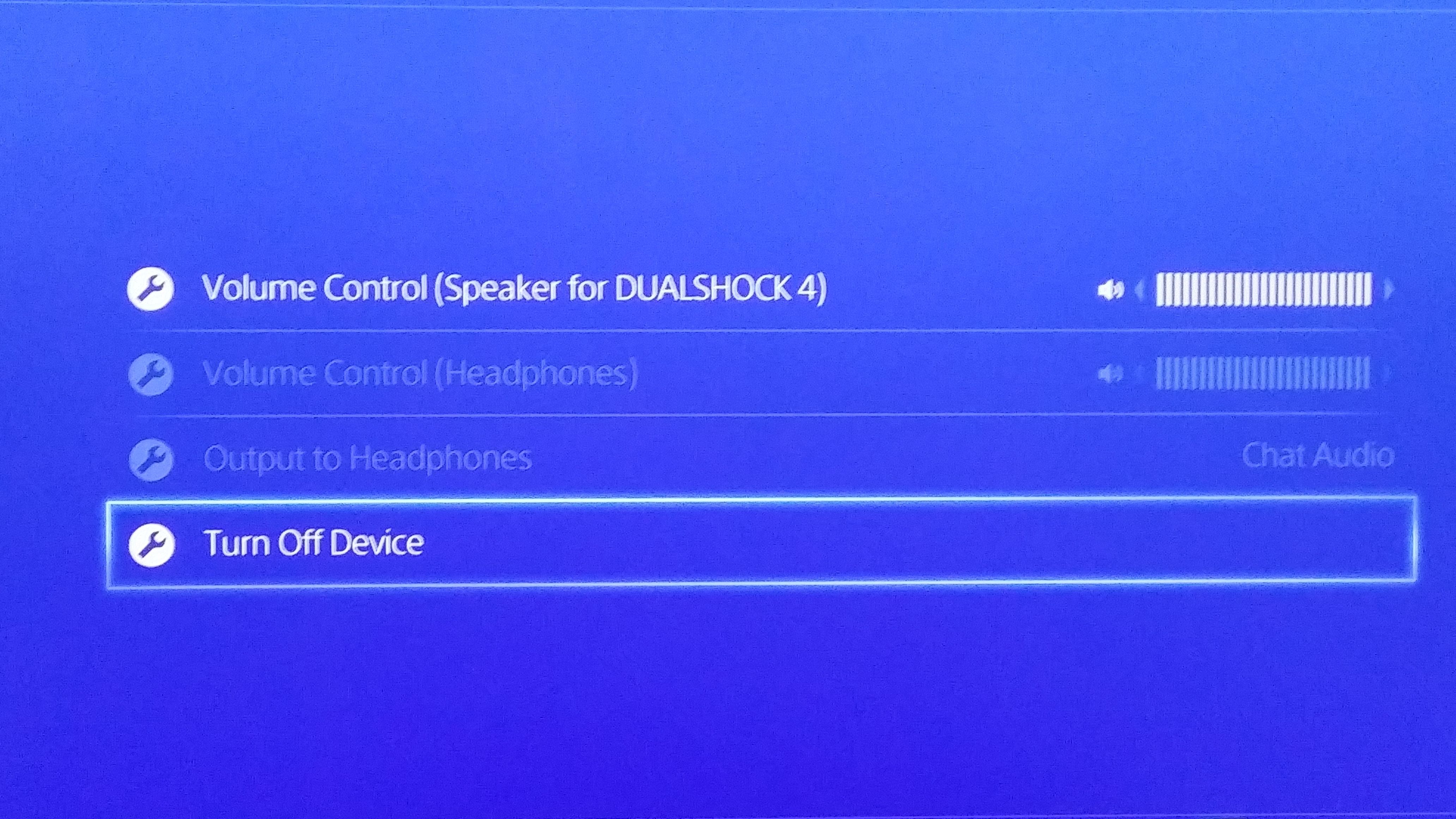 PS4 Turn off Device - PlayStation LifeStyle