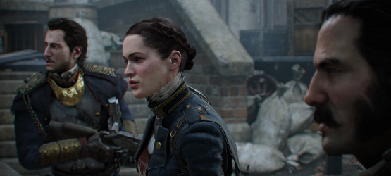 The Order 1886-squad