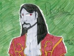 castlevania lords of shadow 2 dracula by flygonpirate
