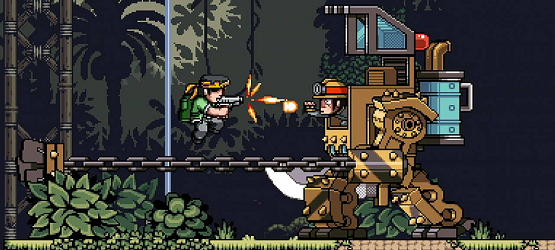 Mercenary Kings Review 1