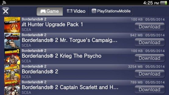 borderlands2psvitadownloadsizes