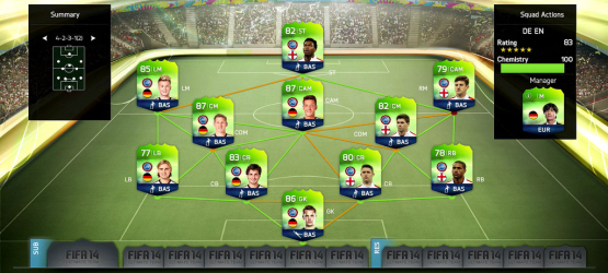 Not allowing FIFA 14 owners to miss out on some World Cup action, EA Sports  has announced that they will be releasing FIFA 14 Ultimate Team: World Cup  as a ...