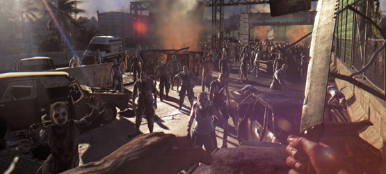 Dying Light Horde