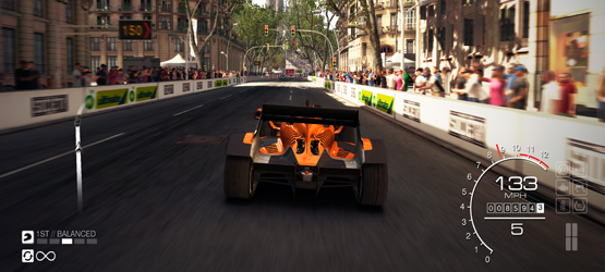 GRID Autosport Screen 4