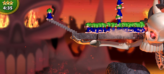 Lemmings Touch Review 2