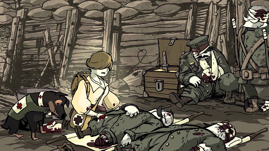 Valiant Hearts Review1