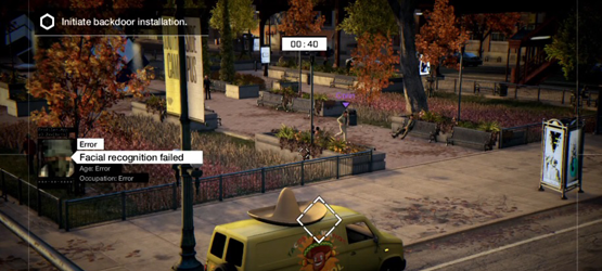 Watch Dogs Cam