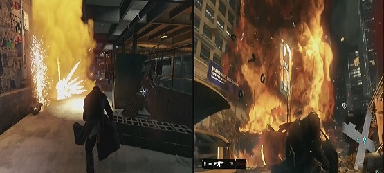 Watch Dogs comparison 1