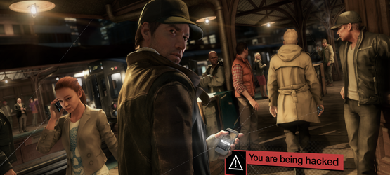 Watch_Dogs Being hacked