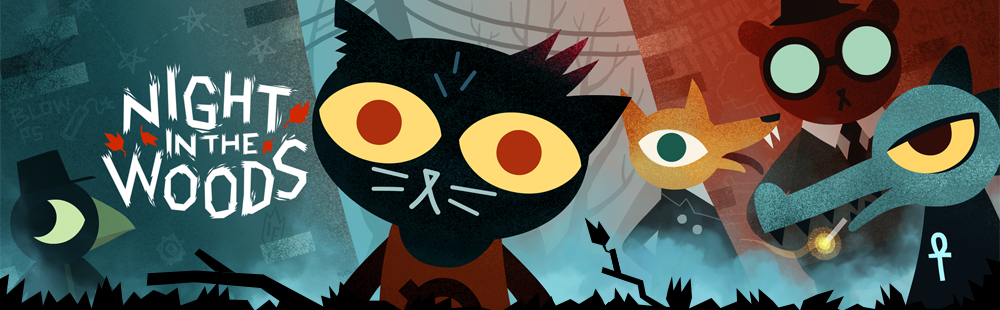 Night In The Woods E3 Hands On Preview Playstation Lifestyle