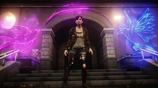 infamous first light review 1