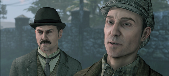 Holmes Review Header