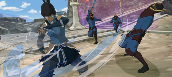 legend of Korra header