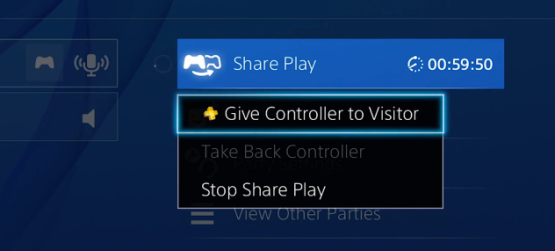 sony developers have the option to disable ps4 share play