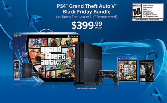 ps4blackfridaybundlegrandtheftauto